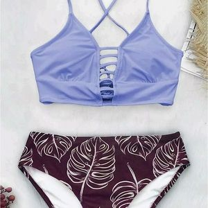 SOLD——CUPSHE bikini NWT size medium